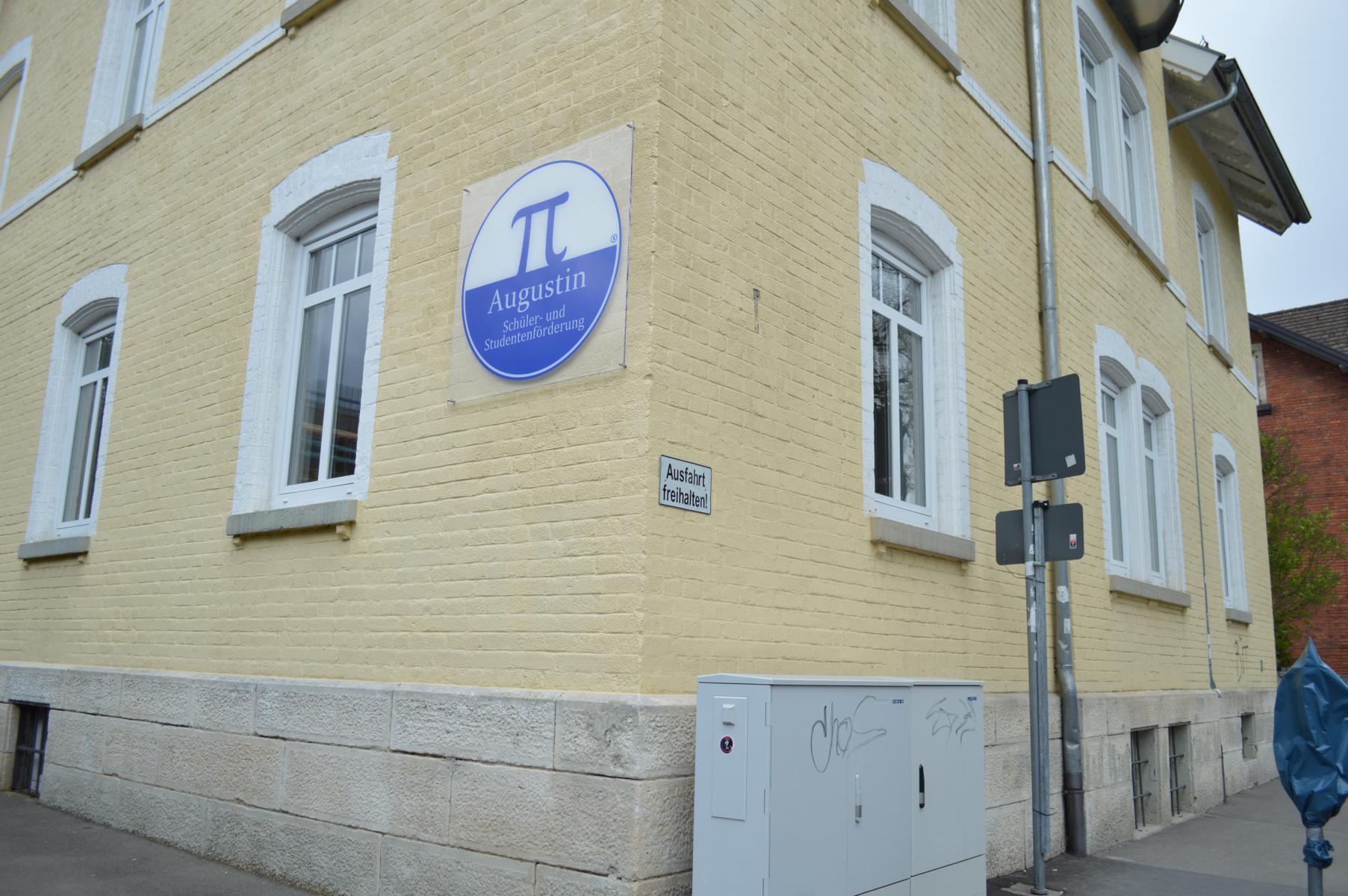 Augustin Nachhilfe Heidenheim Unterrichtsräume